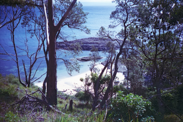 Near Kittys Beach