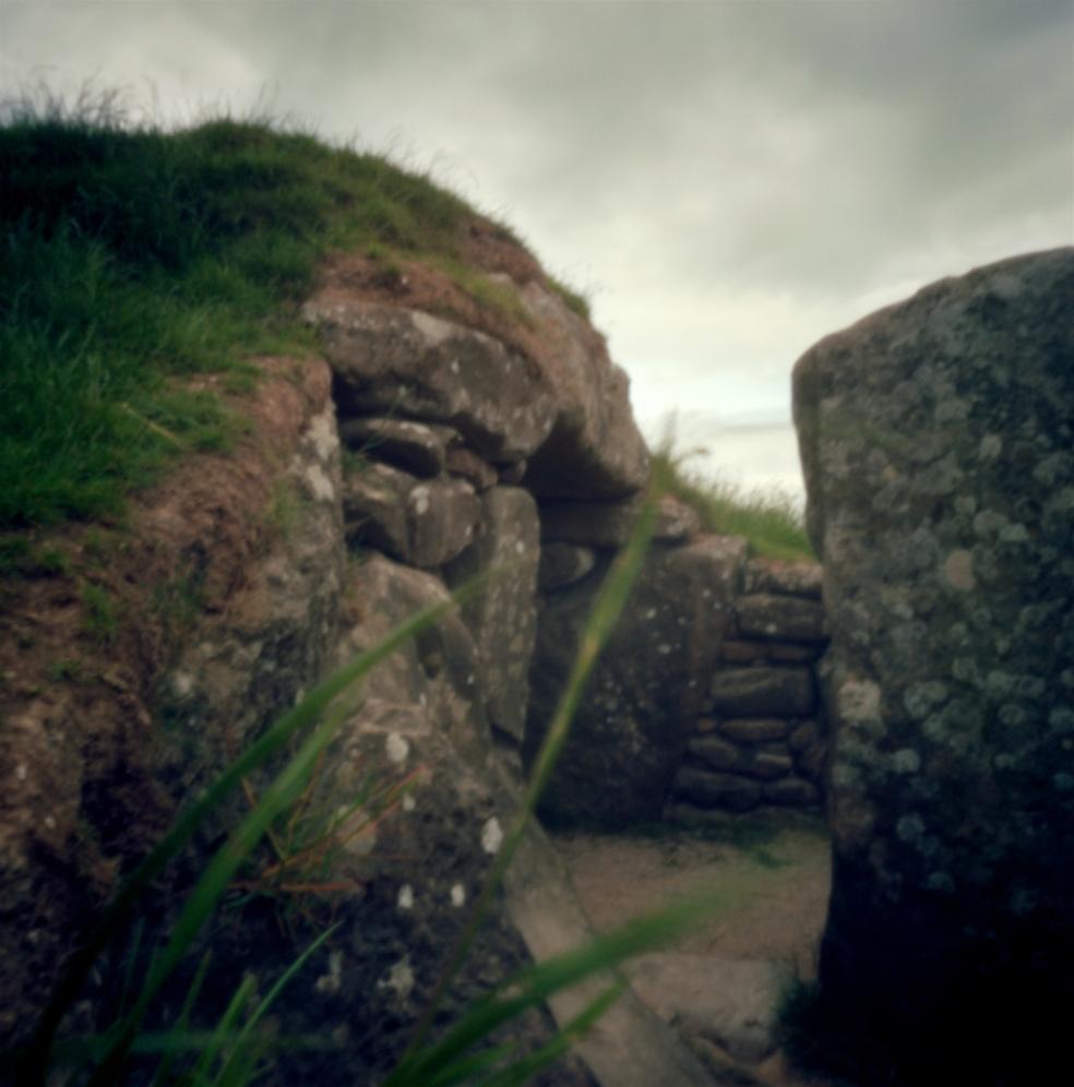 June 2017 Stonehenge HolgaPinhole Ektar100 1