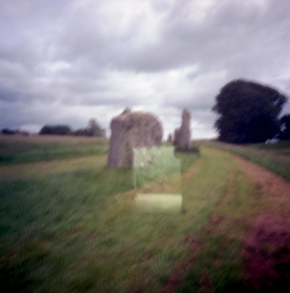 June 2017 Stonehenge HolgaPinhole Ektar100 4